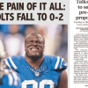 [NFL] Week 2: le prime pagine dei quotidiani USA