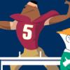 [NCAA] Week 8 in quattro disegni
