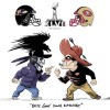 [NFL] Le rivalit NFL a fumetti