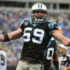 [NFL] Luke Kuechly, 24 tackle in una partita = record NFL