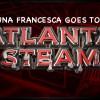 Luna Francesca goes to Atlanta – La partenza
