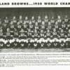 La storia del football americano – 1950: titolo ai Cleveland Browns