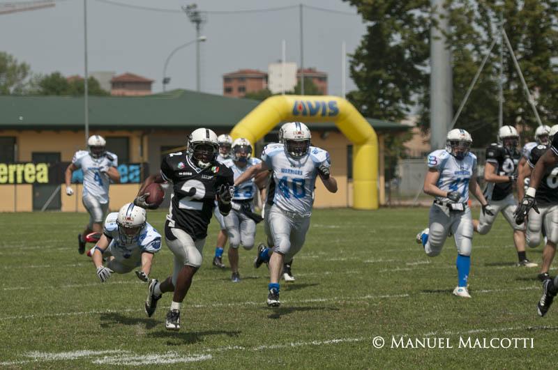 [IFL] XXXII Italian Super Bowl: Panthers Campioni