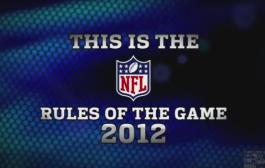 [NFL] Cambiamenti al regolamento 2012