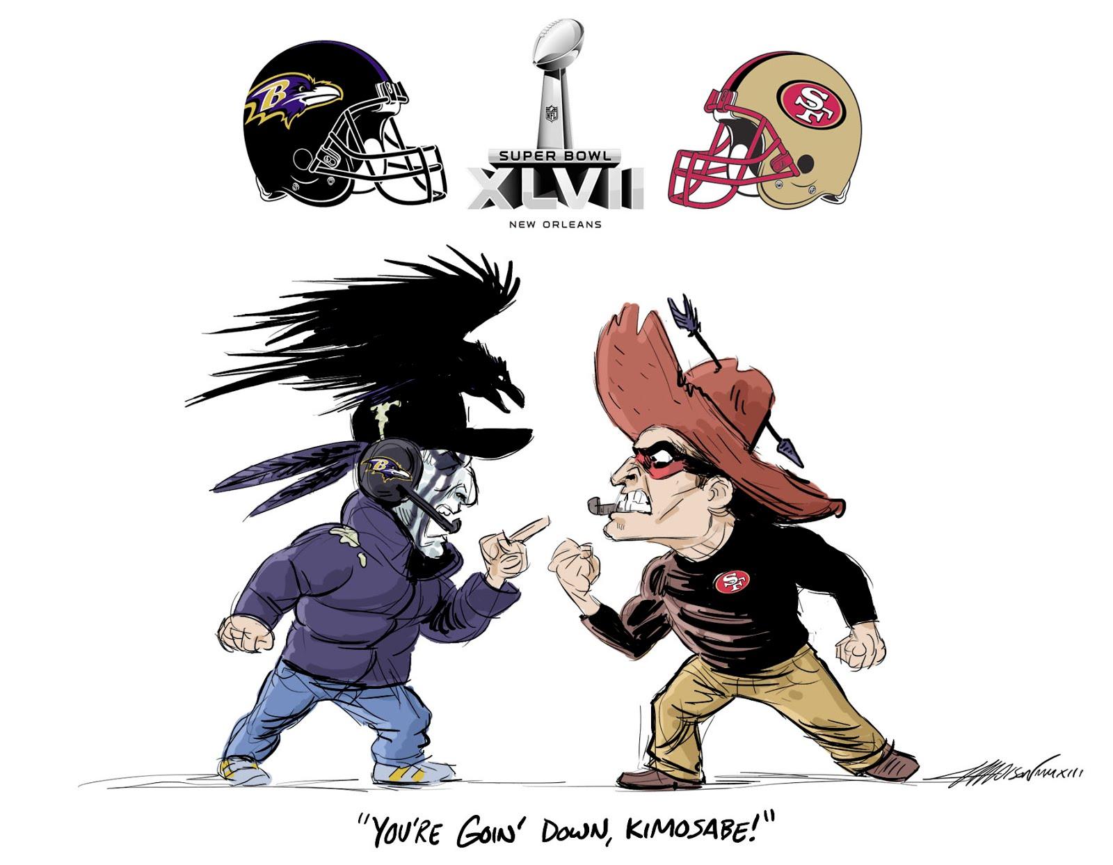 [NFL] Le rivalità NFL a fumetti