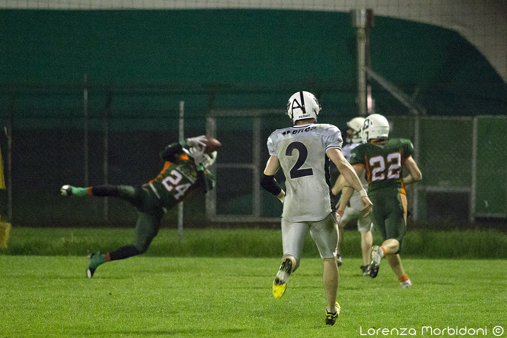 [IFL] Quarto turno con sconfitta dei Panthers