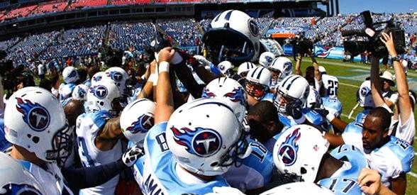 [NFL] Parola all'Insider: Tennessee Titans - Marcello