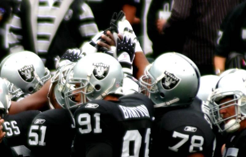 [NFL] Parola all'Insider: Oakland Raiders - Mako Mameli