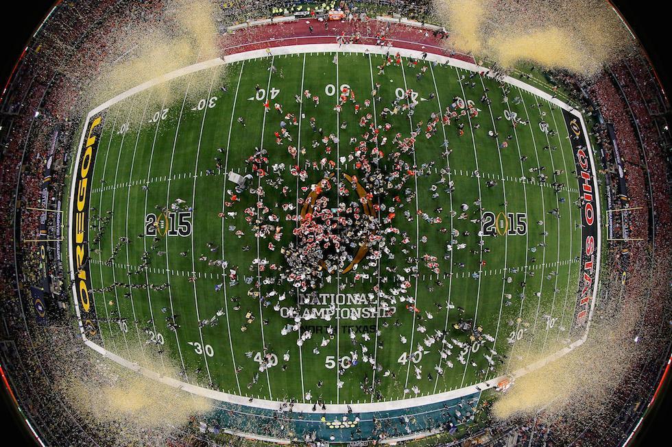 [NCAA] Il racconto dei Bowl (con video) – La Finale