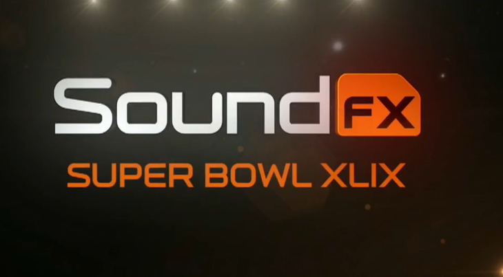 [NFL] Super Bowl: i suoni dal campo