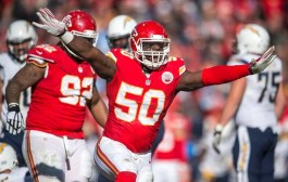 [NFL] Justin Houston, il re dei sack