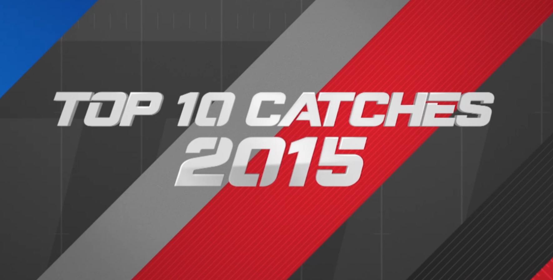 [NFL] Le 10 migliori ricezioni del 2015 (video)