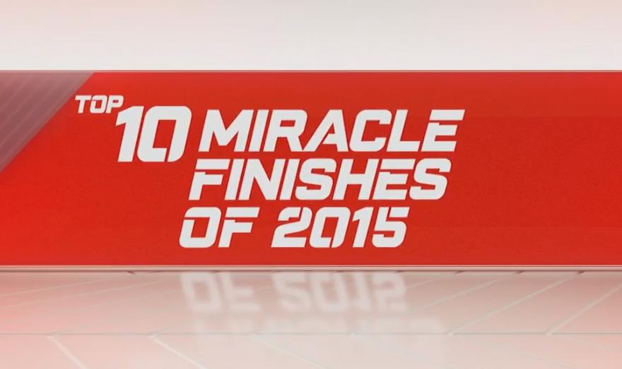 [NFL] I 10 migliori finali di partita del 2015
