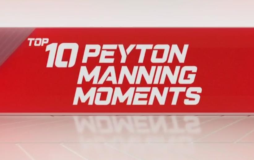 Top 10 dei momenti da ricordare nella carriera di Peyton Manning