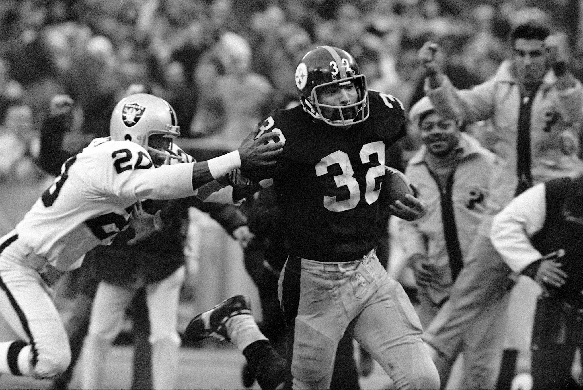 Franco Harris e la Immaculate Reception