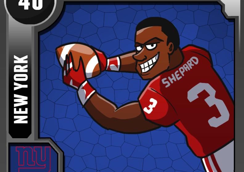 Le caricature del Draft NFL 2016 - Bonus card