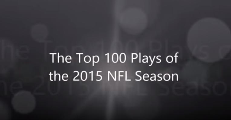 [NFL] Video con le migliori 100 azioni del 2015