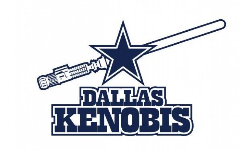 NFL Logo ridisegnati in modalità Star Wars