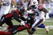 [CFL] Week 9: La prima vittoria importante di Montreal