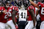 [NFL] Week 3: Corsa per la NFC South (Atlanta Falcons vs New Orleans Saints 45-32)