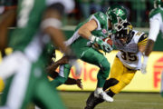 [CFL] Week 14: Saskatchewan Roughriders, forse qualcosa cambia