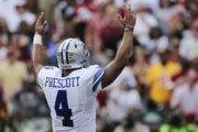 [NFL] Week 2: Prescott rookie sicuro (Dallas Cowboys vs Washington Redskins 27-23)