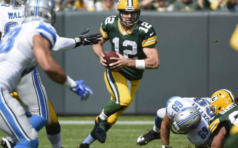 [NFL] Week 3: A Rodgers basta un tempo (Detroit Lions vs Green Bay Packers 27-34)