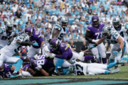 [NFL] Week 3: Potere alla difesa (Minnesota Vikings vs Carolina Panthers 22-10)
