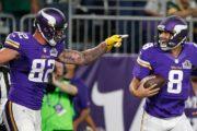 [NFL] Week 2: Buona la prima nella nuova casa (Green Bay Packers vs Minnesota Vikings 14-17)