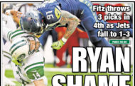 [NFL] Week 4: le prime pagine dei giornali