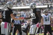 [NFL] week 7: Giaguari senza denti (Oakland Raiders vs Jacksonville Jaguars 33-16)