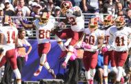 [NFL] Week 5: Opportunità sprecata (Washington Redskins vs Baltimore Ravens 16-10)
