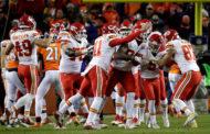 [NFL] Week 12: Palo e dentro (Kansas City Chiefs vs Denver Broncos 30-27)