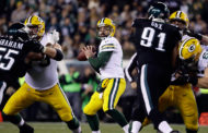 [NFL] Week 12: Essere Rodgers, diventare Rodgers (Green Bay Packers Vs. Philadelphia Eagles 27-13)