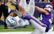 [NFL] Week 9: Prater prende a calci i Vikings (Detroit Lions vs Minnesota Vikings 19-16)