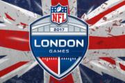Quattro partite NFL a Londra nel 2017!!