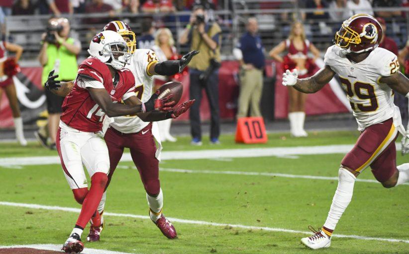 [NFL] Week 13: Speranze di playoff (Washington Redskins vs Arizona Cardinals 23-31)
