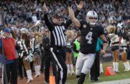 [NFL] Week 12: Il dolore, il terrore e la gioia (Carolina Panthers vs Oakland Raiders 32-35)