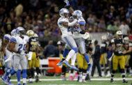 [NFL] Week 13: Vittoria contro tradizione (Detroit Lions vs New Orleans Saints 28-13)