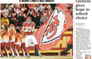 [NFL] Week 16: le prime pagine dei giornali