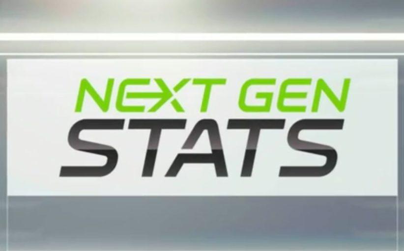 Next Gen Stats, che libidine!
