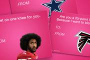 Le card di San Valentino della NFL