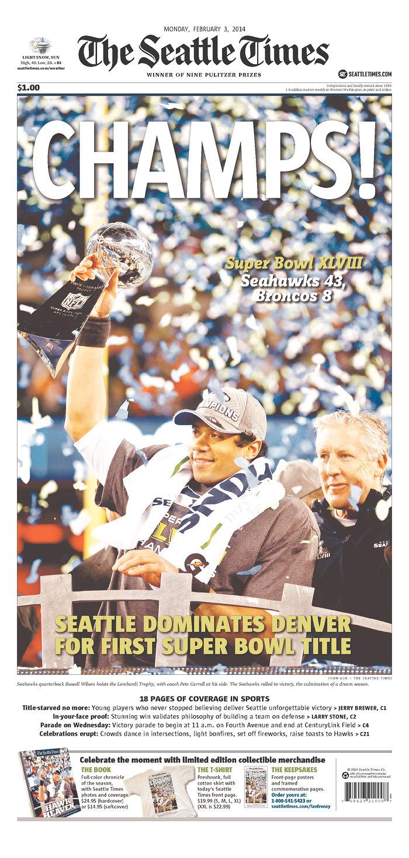 [NFL] Super Bowl: Rassegna stampa
