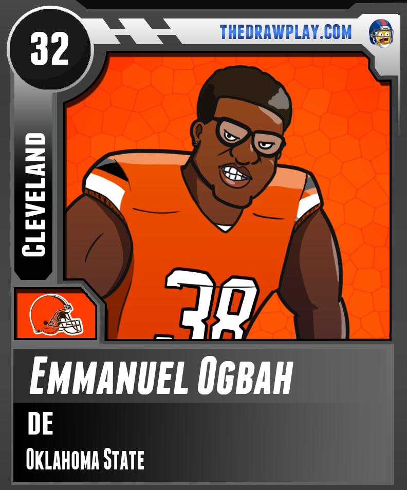 32 ) Emmanuel Ogbah