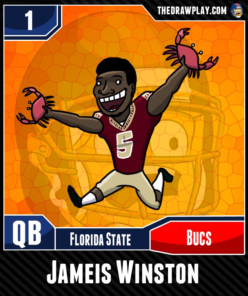 01) Jameis Winston