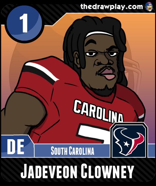 1 - Clowney