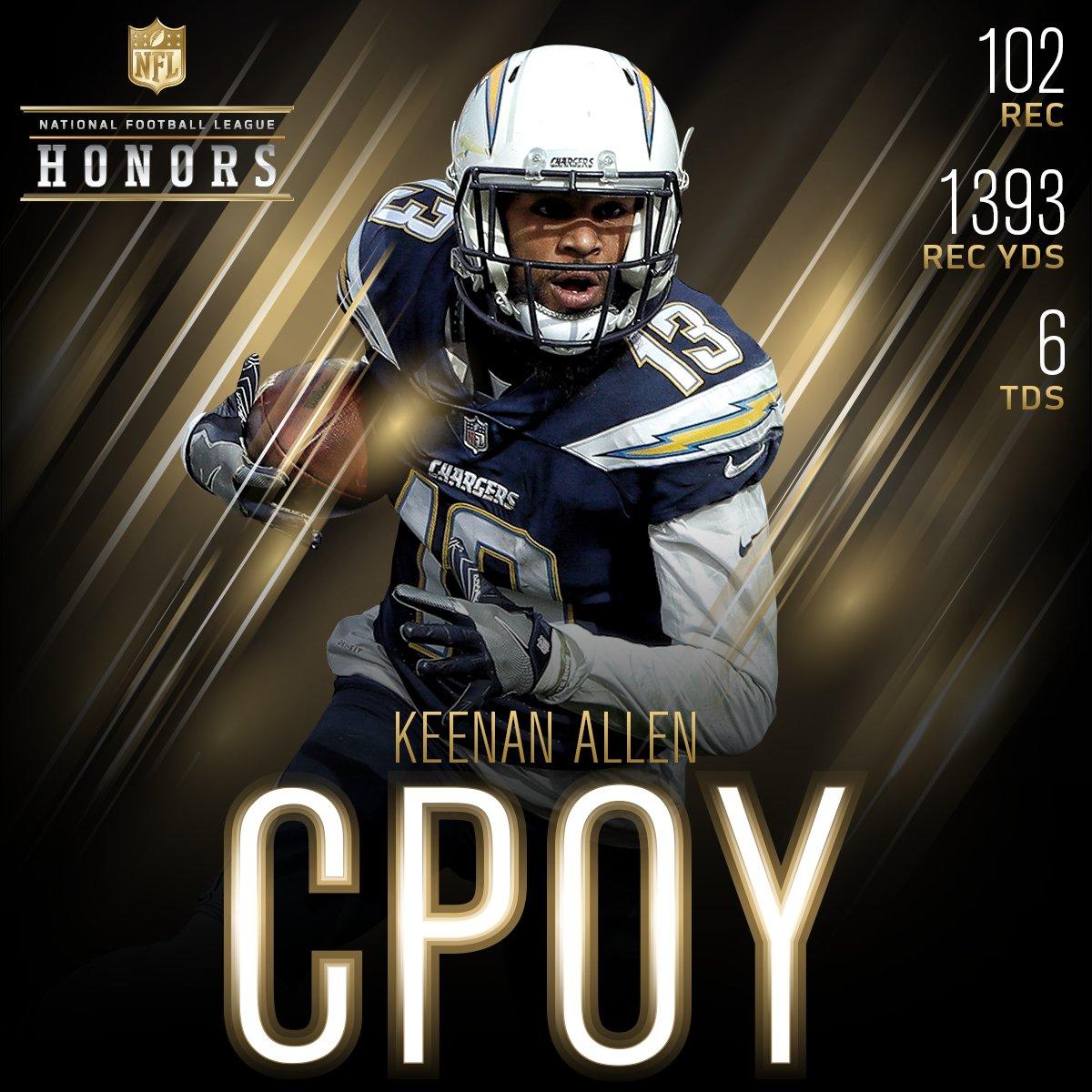 Comeback - Keenan Allen