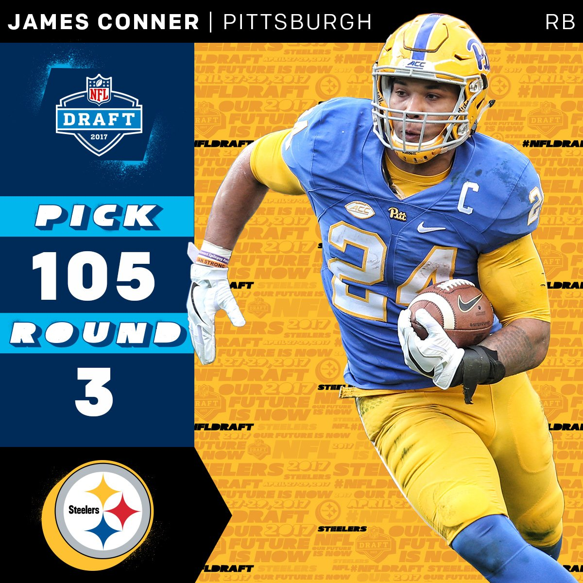 105 - James Conner