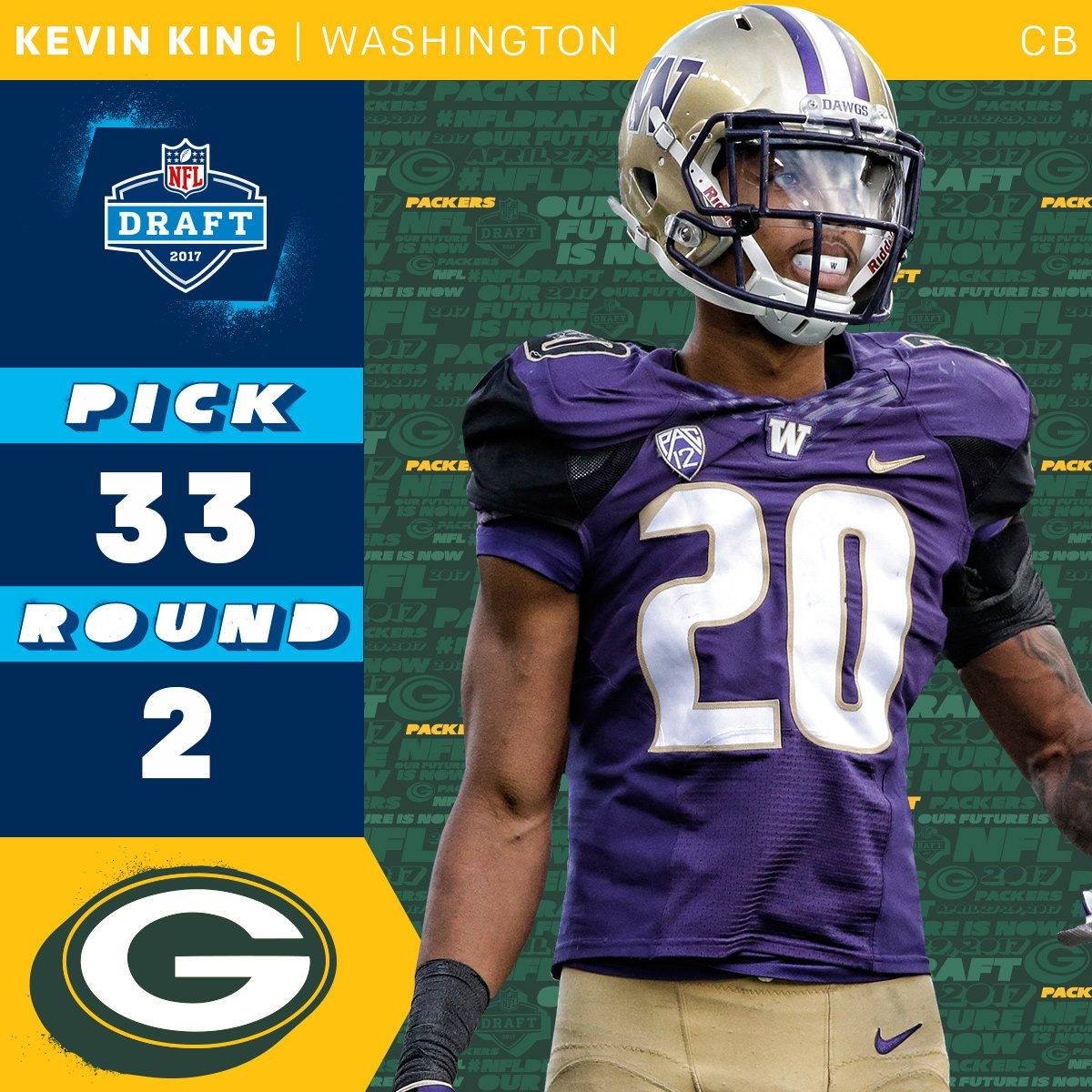 33 - Kevin King