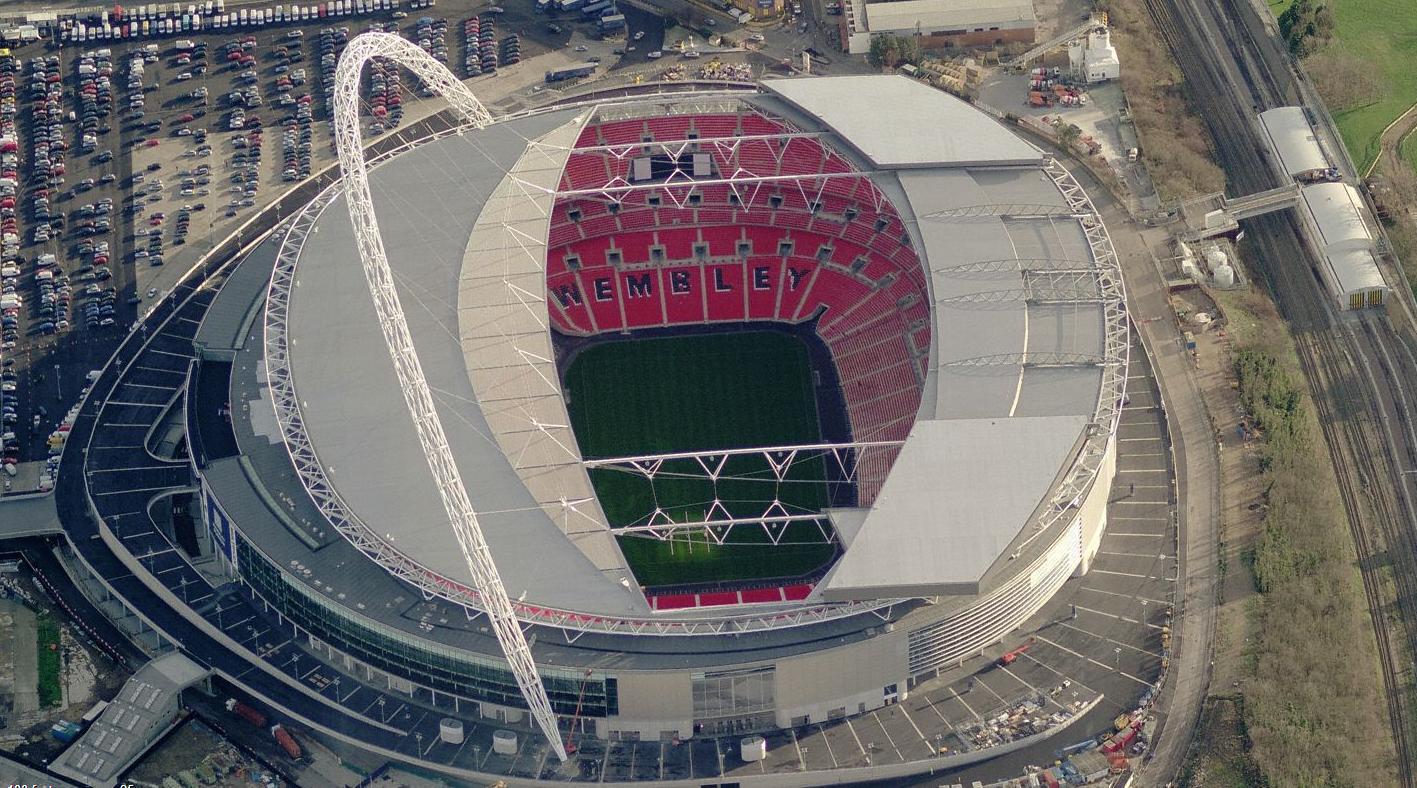 Wembley Stadium - NFL International Series